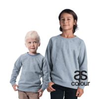 Kids & Youth Crew Jumper (Unisex) (Retail Quality) Thumbnail